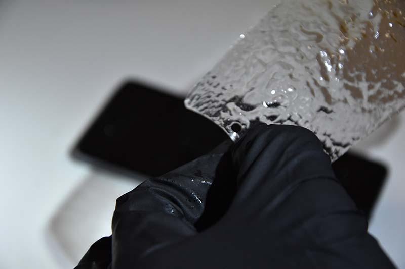 Beschermfolie smartphone